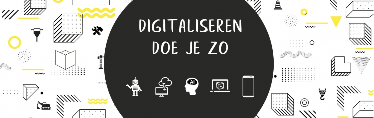 Digitaliseren doe je zo